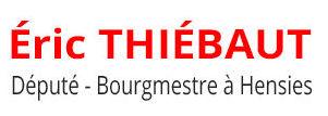Eric Thiébaut - Député-Bourgmestre d'Hensies