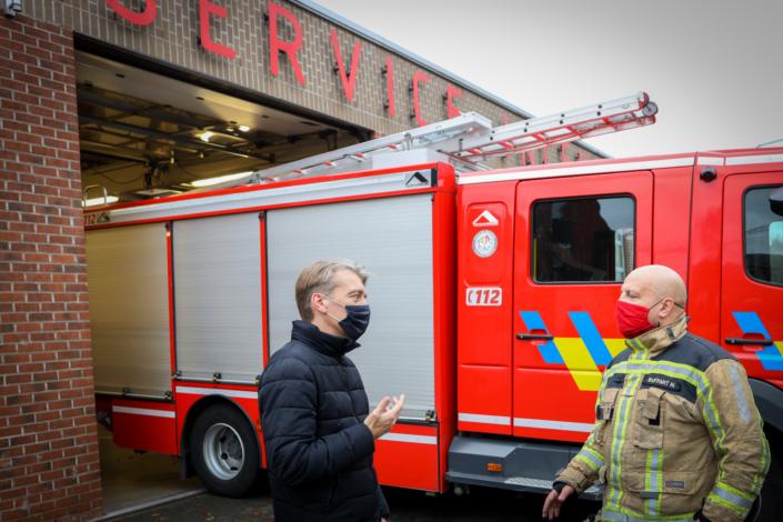 Quel soutien pour nos pompiers-ambulanciers ?